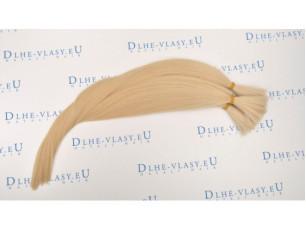 Béžová blond 30-35cm, 20g