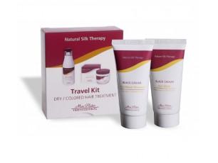 Cestovné balenie pre suché a farbené vlasy 50ml+50ml