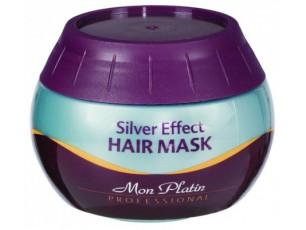 Maska na vlasy so strieborným efektom 300ml