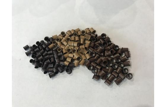 Microlocky - Krátke euroloky ,,M,,100ks