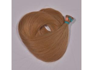 Vlasové pramene Veľmi svetlá hnedá 35-40cm