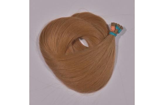 Vlasové pramene Veľmi svetlá hnedá 40-45cm