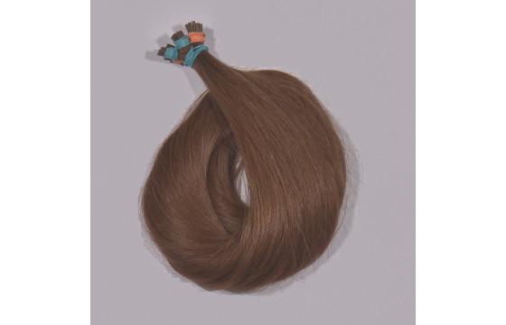 Vlasové pramene Stredne hnedá 55-60cm