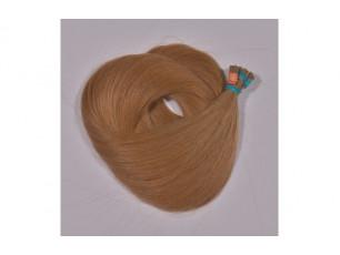 Vlasové pramene Veľmi svetlá hnedá 30-35cm