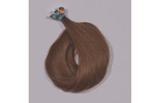 Vlasové pramene Stredne hnedá 30-35cm